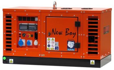 Дизельный генератор EuroPower EPS 83 TDE