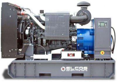 Дизельный генератор Elcos GE.JD3A.330/300.BF с АВР