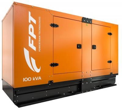Дизельный генератор FPT GS NEF125 n с АВР