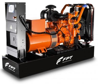 Дизельный генератор FPT GE CURSOR500 с АВР