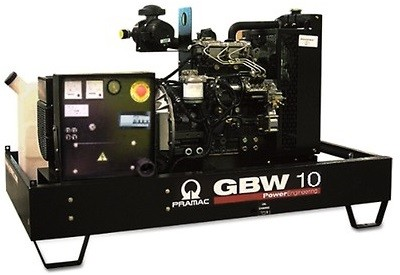 Дизельный генератор Pramac GBW 10 P