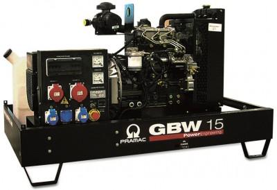 Дизельный генератор Pramac GBW 15 Y