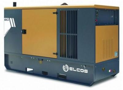 Дизельный генератор Elcos GE.AI.080/075.SS