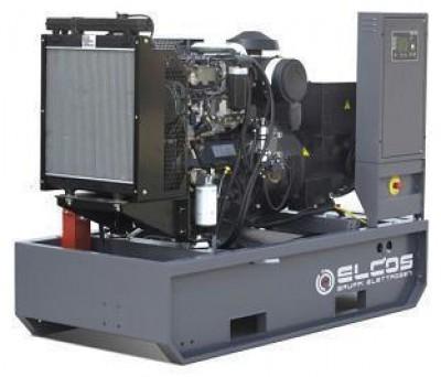 Дизельный генератор Elcos GE.AI.110/100.BF с АВР