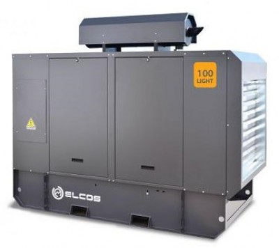 Дизельный генератор Elcos GE.AI.110/100.LT