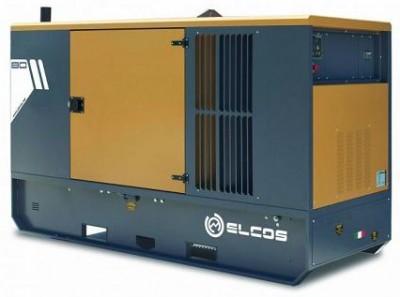 Дизельный генератор Elcos GE.AI.110/100.SS