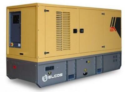 Дизельный генератор Elcos GE.AI.140/130.SS