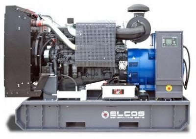 Дизельный генератор Elcos GE.AI.335/300.BF с АВР