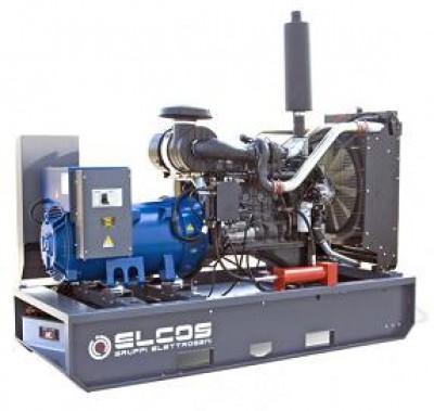 Дизельный генератор Elcos GE.CU.225/205.BF с АВР