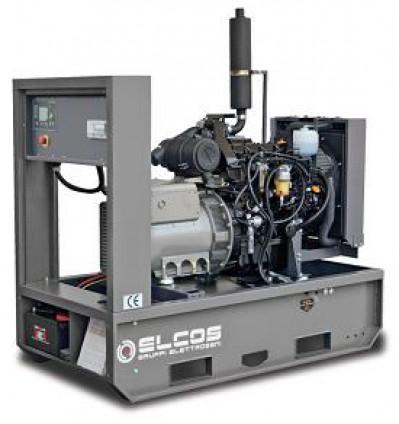 Дизельный генератор Elcos GE.CU.044/040.BF