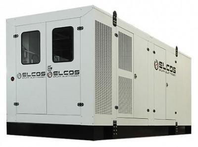 Дизельный генератор Elcos GE.CU.1030/940.SS