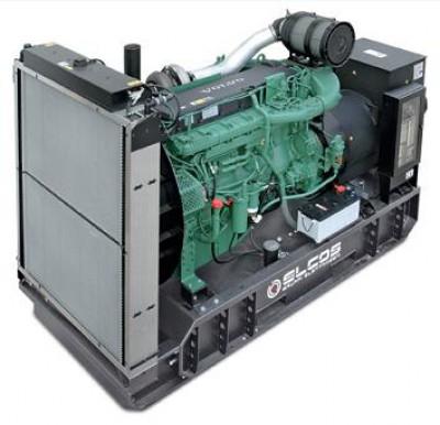 Дизельный генератор Elcos GE.CU.550/500.BF