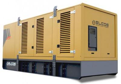 Дизельный генератор Elcos GE.CU.700/640.SS