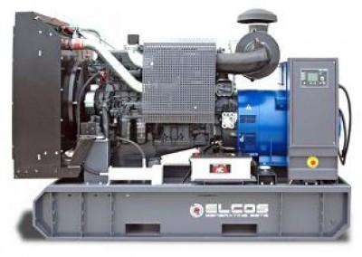 Дизельный генератор Elcos GE.DW.300/275.BF