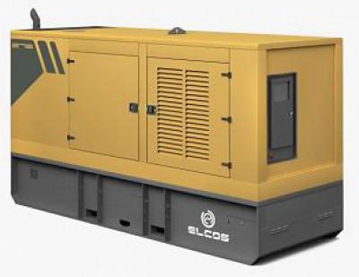 Дизельный генератор Elcos GE.DW.340/310.SS
