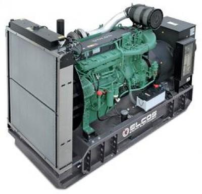 Дизельный генератор Elcos GE.DW.500/460.BF