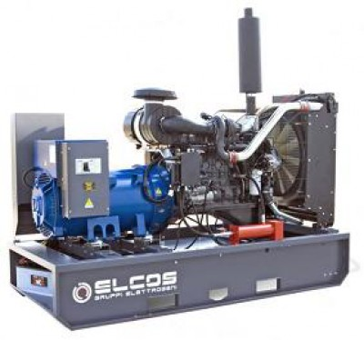 Дизельный генератор Elcos GE.DZ.275/250.BF