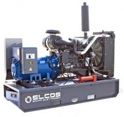Дизельный генератор Elcos GE.FA.175/160.BF с АВР