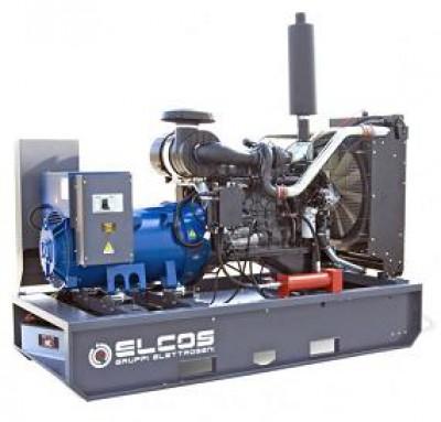 Дизельный генератор Elcos GE.JD3A.260/250.BF