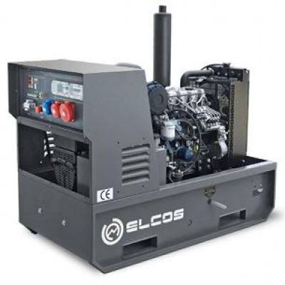 Дизельный генератор Elcos GE.LP.017/015.BF