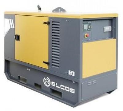 Дизельный генератор Elcos GE.LP.017/015.SS