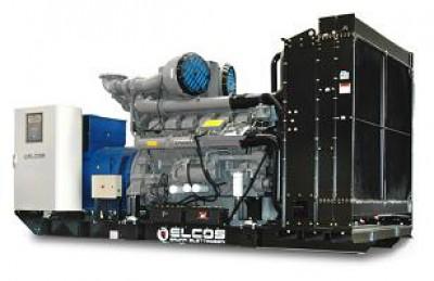 Дизельный генератор Elcos GE.MH.1690/1540.BF