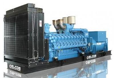 Дизельный генератор Elcos GE.MH.2200/2000.BF