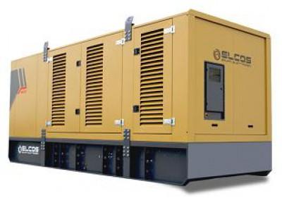 Дизельный генератор Elcos GE.MH.850/770.SS