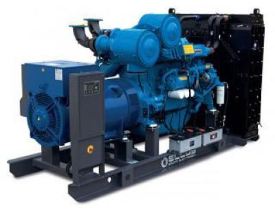 Дизельный генератор Elcos GE.MT.1000/910.BF
