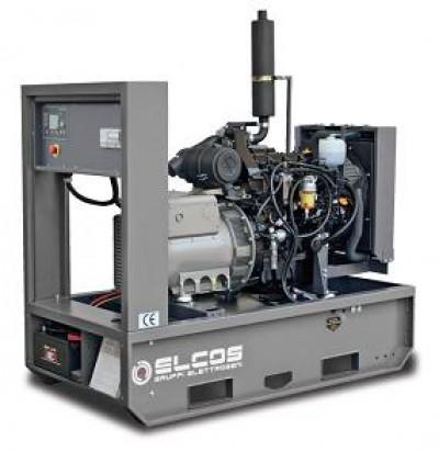 Дизельный генератор Elcos GE.PK.034/031.BF с АВР