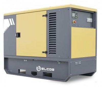 Дизельный генератор Elcos GE.PK.034/031.SS с АВР