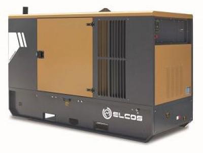 Дизельный генератор Elcos GE.PK.090/080.SS с АВР