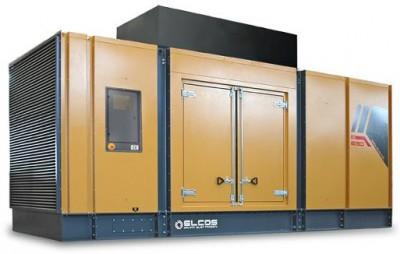 Дизельный генератор Elcos GE.PK.1380/1250.SS с АВР