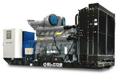 Дизельный генератор Elcos GE.PK.1500/1370.BF