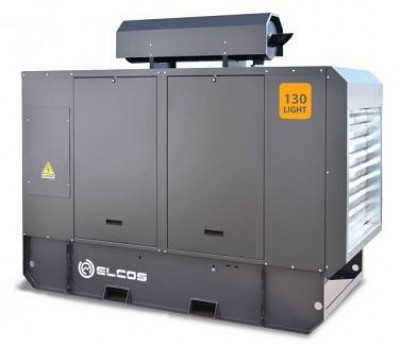 Дизельный генератор Elcos GE.PK.151/137.LT