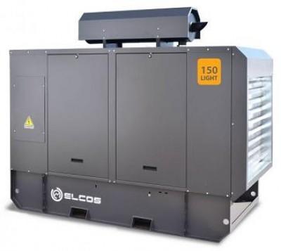 Дизельный генератор Elcos GE.PK.166/150.LT