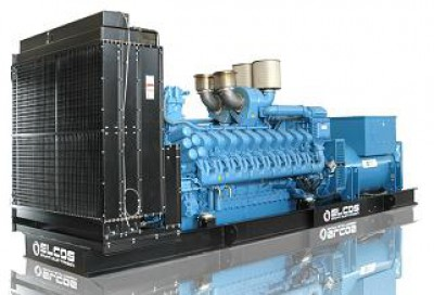Дизельный генератор Elcos GE.MT.2530/2300.BF