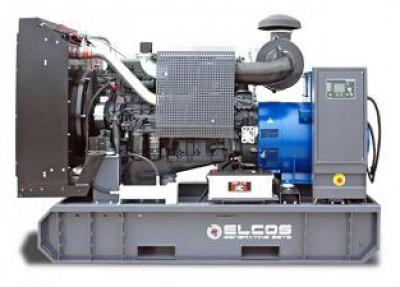 Дизельный генератор Elcos GE.PK.400/350.BF