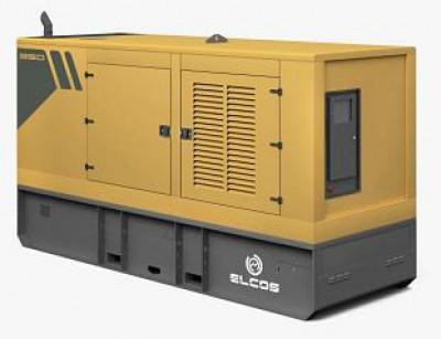 Дизельный генератор Elcos GE.PK.400/350.SS