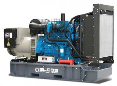 Дизельный генератор Elcos GE.PK.550/500.BF