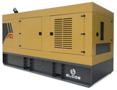 Дизельный генератор Elcos GE.PK.660/600.SS