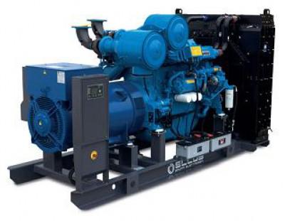 Дизельный генератор Elcos GE.PK.715/650.BF
