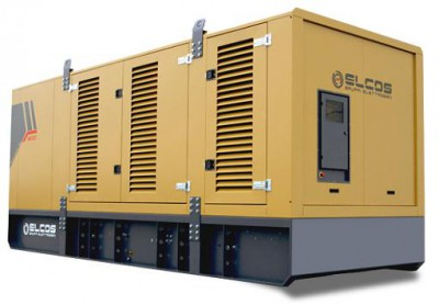 Дизельный генератор Elcos GE.PK.800/730.SS
