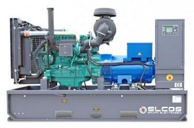 Дизельный генератор Elcos GE.VO.150/135.BF