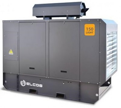 Дизельный генератор Elcos GE.VO.165/150.LT с АВР