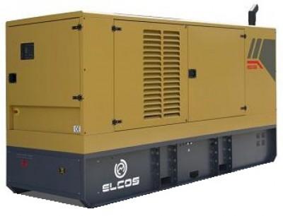 Дизельный генератор Elcos GE.DZ.225/205.SS с АВР