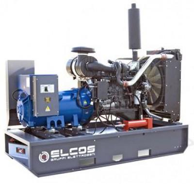 Дизельный генератор Elcos GE.VO.205/185.BF