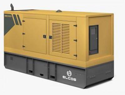 Дизельный генератор Elcos GE.VO.360/325.SS