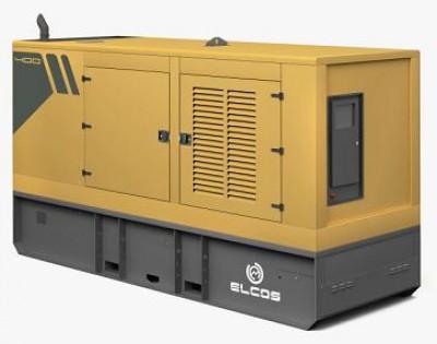 Дизельный генератор Elcos GE.VO.410/375.SS