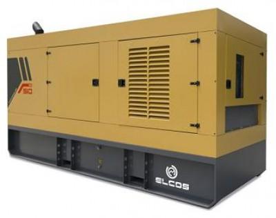 Дизельный генератор Elcos GE.VO.550/500.SS